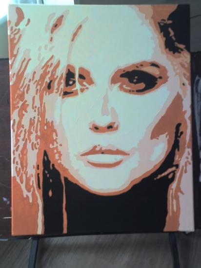 Debbie Harry by marinamusgrove